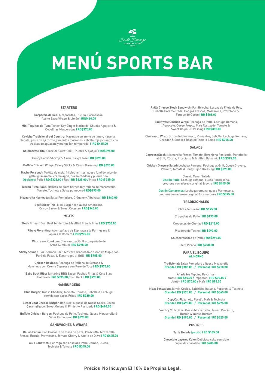 sportbar 1